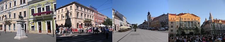 Cluj-Napoca centre-ville