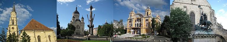Eglises de Cluj-Napoca