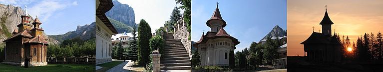 Monasteres autour de Cluj