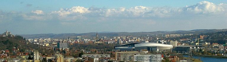 Panorama Cluj-Napoca